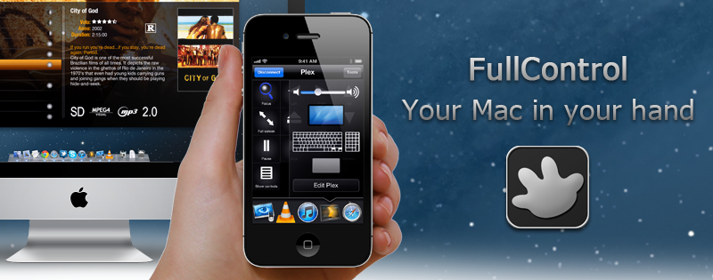FullControl - Your Mac in your hand